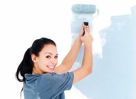 Come dipingere le pareti