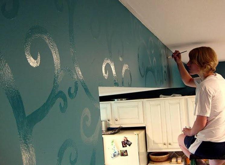 Come pitturare le pareti - Le Pareti - Consigli utili su come pitturare le pareti di casa