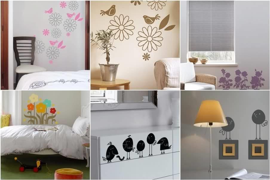 Decorazioni pareti fai da te - Le Pareti - Decorazioni pareti fai da ...
