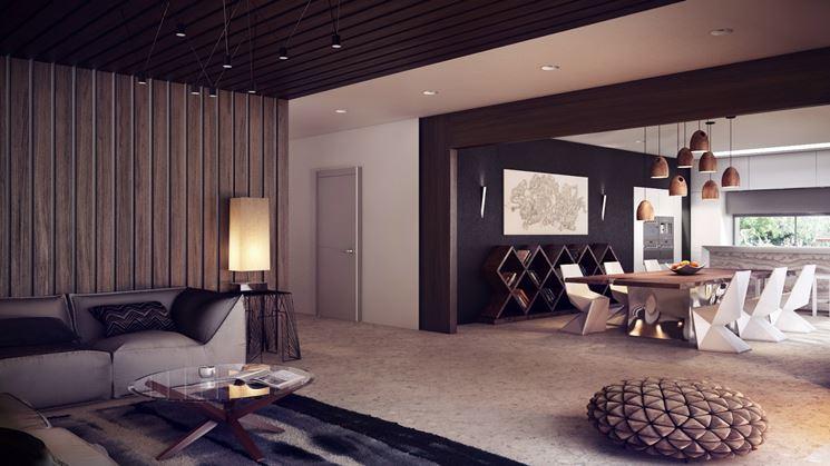 Installare pareti in legno le pareti pareti in legno for Oggettistica per la casa design