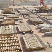 Produzione di pareti prefabbricate