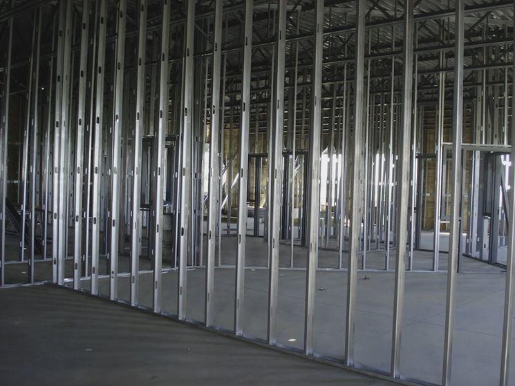 La struttura delle pareti prefabbricate