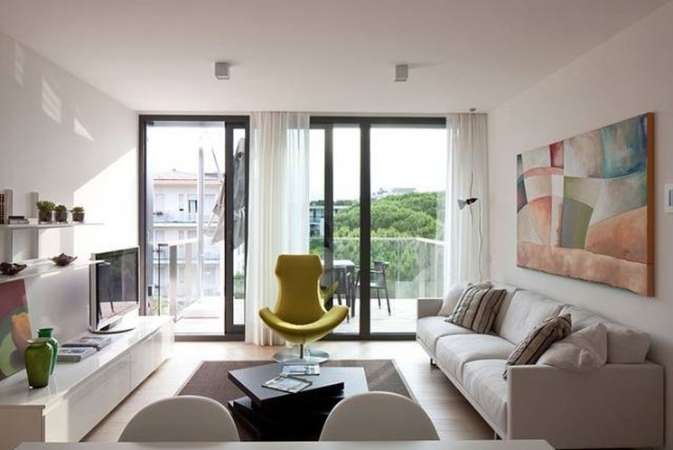 Fabulous colori per pareti interne casa migliori colori for Pareti colori moderni