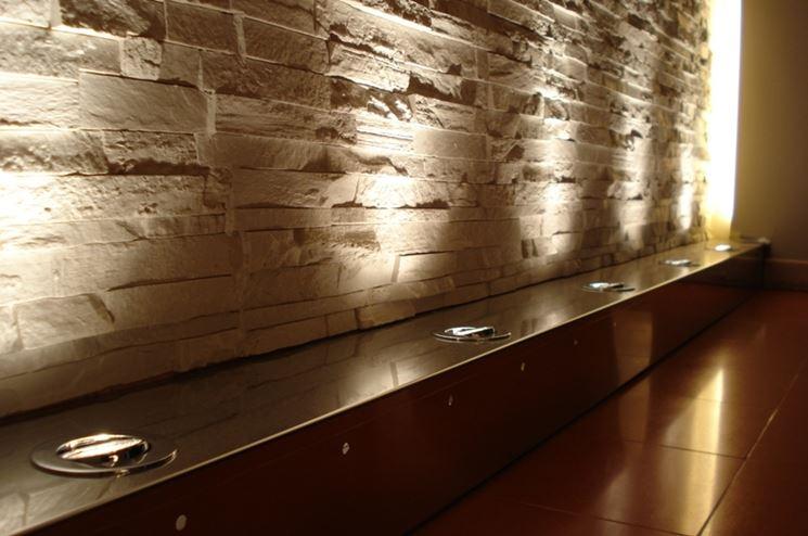 Pannelli in finta pietra le pareti pannelli finta pietra