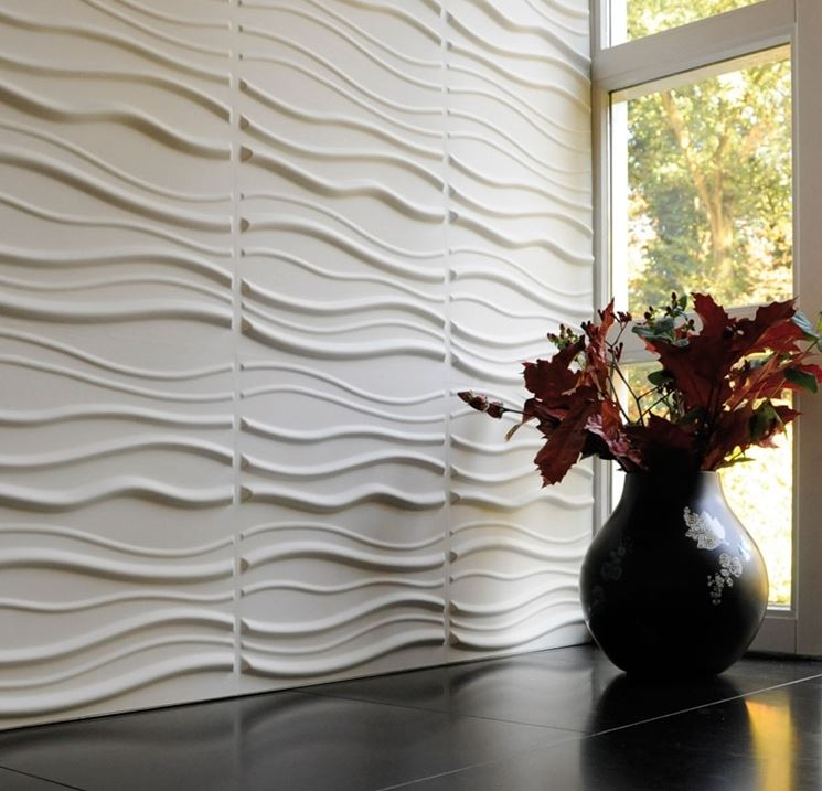 Pannelli rivestimento pareti le pareti pannelli per - Pannelli decorativi 3d ...