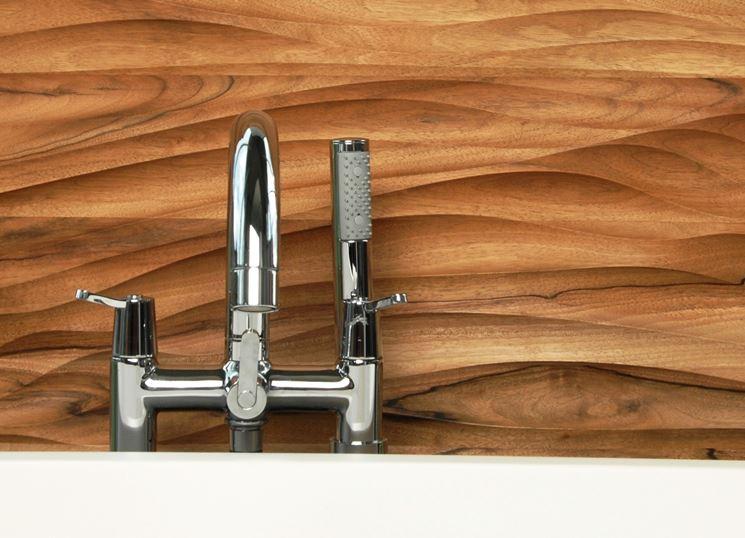 Pannelli rivestimento pareti - Le Pareti - Pannelli per rivestire le pareti