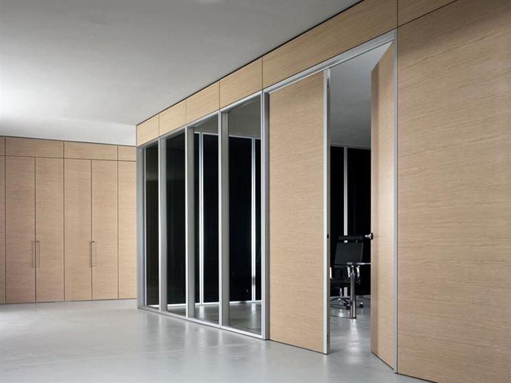 Pareti attrezzate ufficio le pareti ufficio pareti for Pareti per ufficio