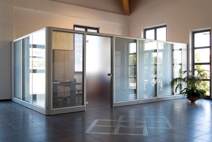 Pareti divisorie mobili - Le Pareti - impiego delle pareti divisorie ...