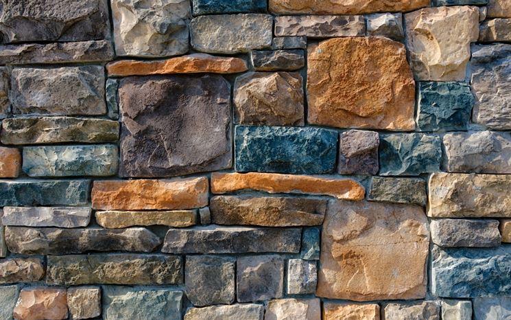 Realizzare pareti in pietra le pareti lavori fai da te - Pareti decorative in pietra ...