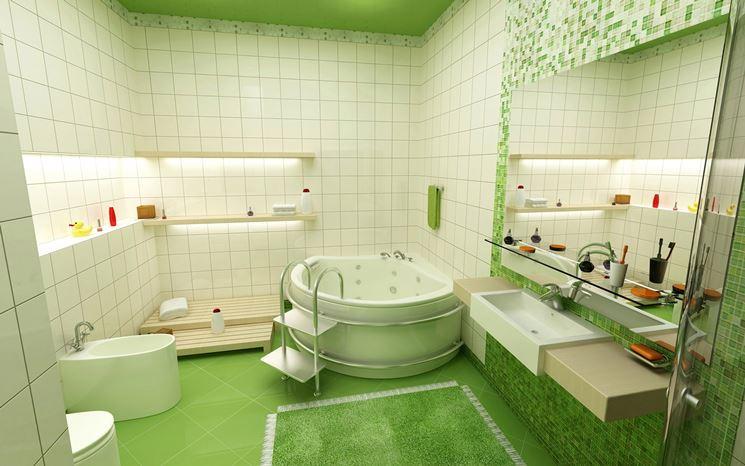 rivestimenti per bagno le pareti rivestimenti bagno