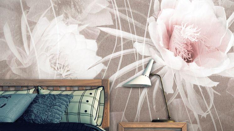 Scegliere carta da parati moderna le pareti come for 3d tapete ka che