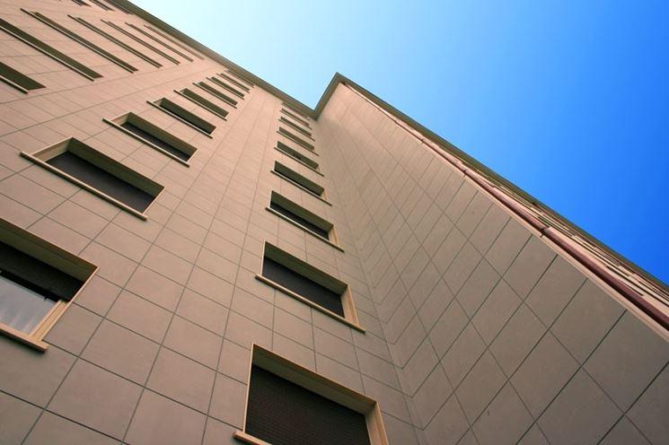 facciata parete ventilata