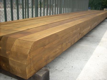 ... travi in legno - Scelta Travi - le principali sezioni travi in legno