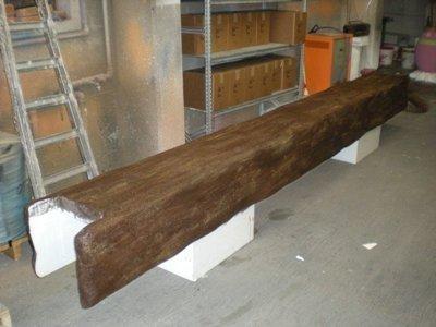 Sezioni travi in legno scelta travi le principali for Finte travi in legno bianche
