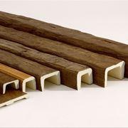 travi finto legno