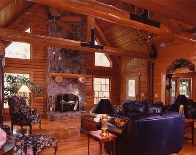 Travi in legno per interni scelta travi le pi diffuse for Elementi divisori per interni