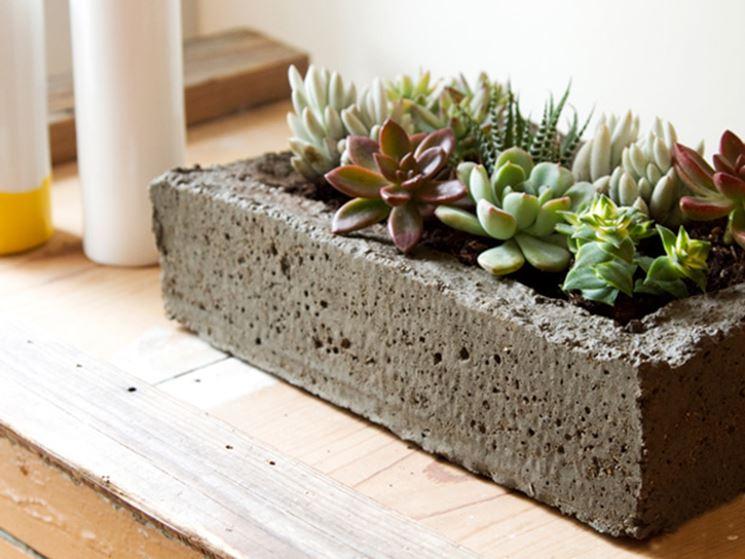 Coltivare piante grasse da esterno le piante grasse - Vasi con piante grasse ...