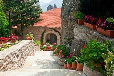 Esempio entrata giardino