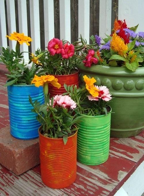 Come scegliere i vasi da terrazzo - Scelta dei Vasi - I vasi per il ...