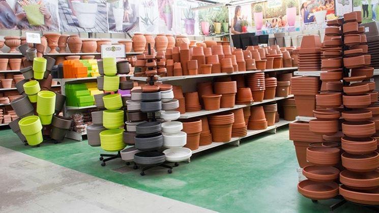 vari tipi di vasi