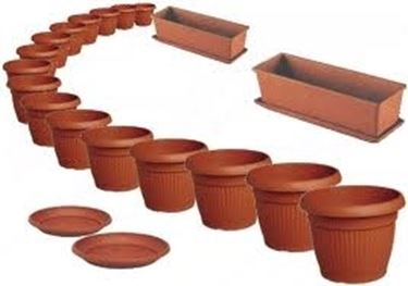 i migliori vasi per piante in plastica - Scelta dei Vasi - quali sono i migli...