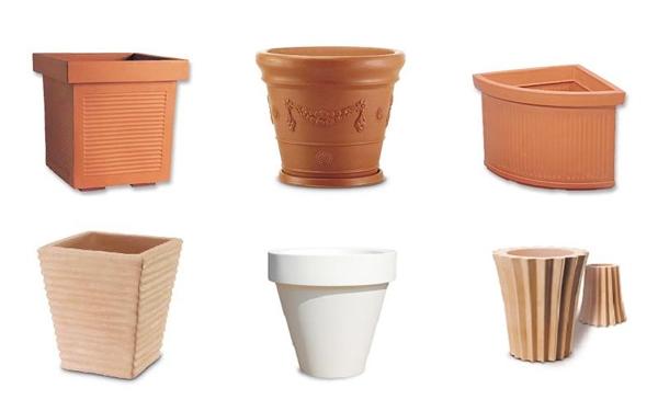 I migliori vasi per piante in plastica scelta dei vasi for Vasi rettangolari plastica