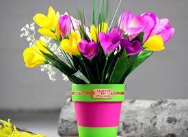Realizzare i vasi di fiori