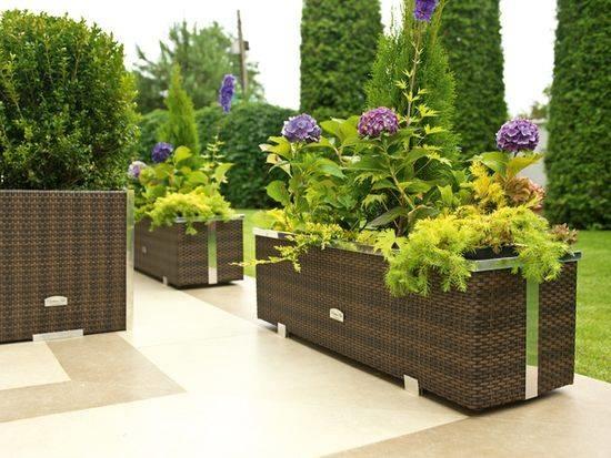 Requisiti dei vasi da esterno scelta dei vasi - Vasi da esterno design ...