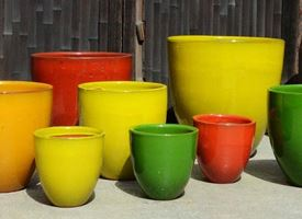 Scegliere i vasi da giardino