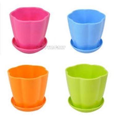 vasi colorati