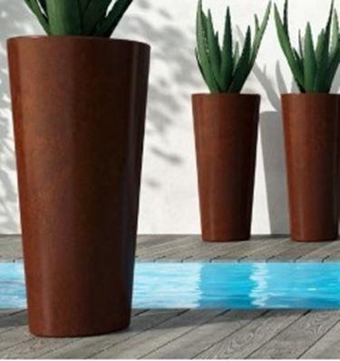 Vasi per esterno da design scelta dei vasi i for Vasi da arredamento design